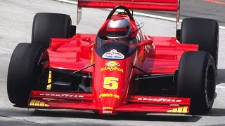 IndyCar - LongBeach 1987 Race Full