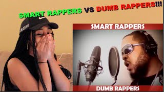 "Couple Reacts : Crank Lucas ""Smart Rappers VS Dumb Rappers"""