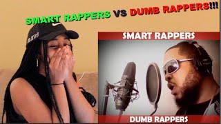 """Couple Reacts : Crank Lucas """"Smart Rappers VS Dumb Rappers"""""""