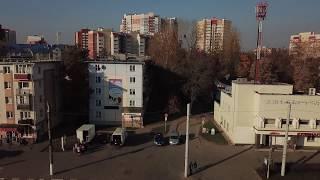 Реклама на фасадах - Витебск Фрунзе 52