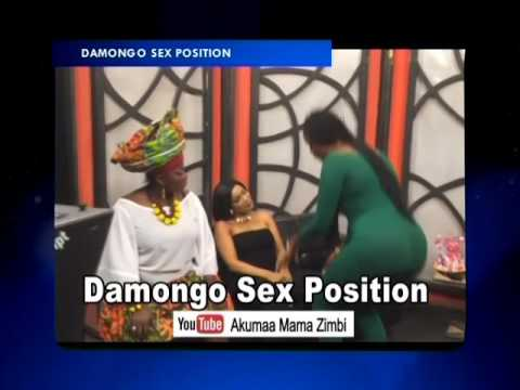 Damongo sex position