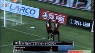 Vitória 3 x 0 Bahia