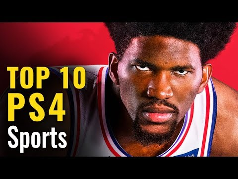 Top 10 PS4 Sports Games Series to Play