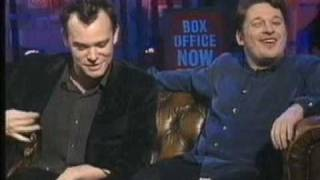 On Jack Docherty's Show – 1999