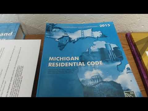 Michigan mechanical exam prep course information