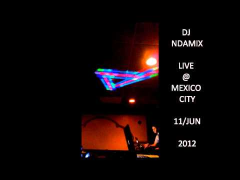 DJ Ndamix @ Mexico City Service Industry Night