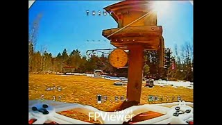 Tinyhawk 2 FPV Woods and Acrobatic Practice Emax USA