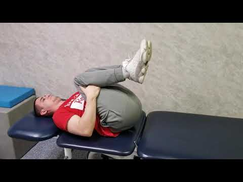 Back Flexion Stretches