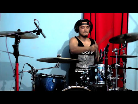 BOB MELODICA - KEEP ON SMILING (DRUM VIDEO)