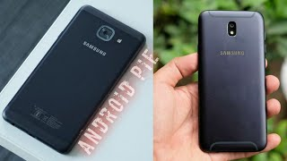 Samsung latest android pie update list J7 pro, j7 nxt, j7