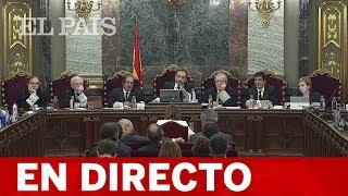 DIRECTO JUICIO DEL PROCÉS   Comparecen Los Responsables De POLICÍA, GUARDIA CIVIL Y MOSSOS