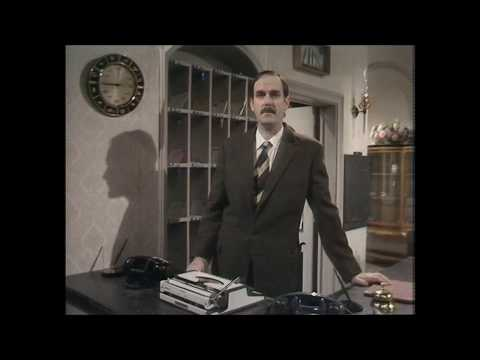 Video trailer för Fawlty Towers: Bloopers and outtakes