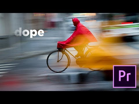 Advanced Speed Ramping is SO Dope: Premiere Pro Tutorial