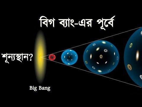 মহাবিস্ফোরণের পূর্বে কি ছিল? | What Was There Before The Big Bang?