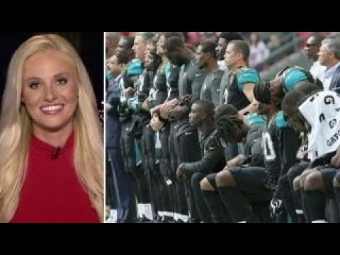 Aged like milk : Tomi Lahren asks what are they even kneeling for?