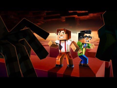 Minecraft: Story Mode - Season Two - EPISODE THREE TRAILER thumbnail
