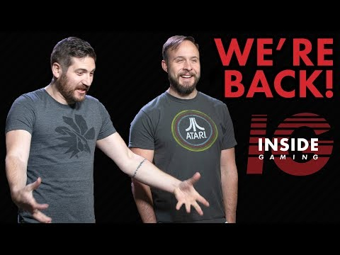Inside Gaming has been brought back by the original crew via a odd set of acquisitions