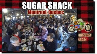 preview picture of video 'Sugar Shack, Montreal, QC'