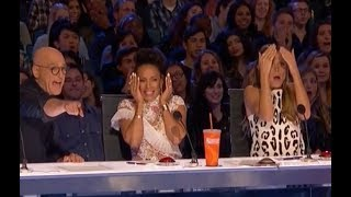 Top 5 Most Surprising, UNEXPECTED Auditions on America