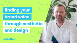 Finding Your Brand Voice Through Aesthetic and Design by Over's Matt Riley