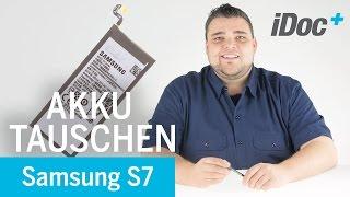 Galaxy S7 – Akku tauschen [Reparaturanleitung]