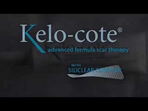 Кело-Кот (Kelo-Cote) — силиконовый гель от шрамов и рубцов