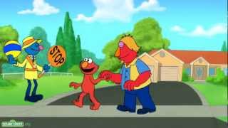 Sesame Street: Elmo Stays Safe