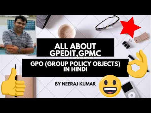 ALL About Group policy (GPO) Part 1 MCSA (70-410) - YouTube