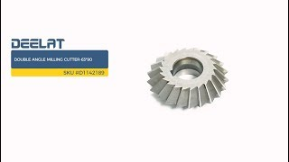 Double Angle Milling Cutter-63*90     SKU #D1142189