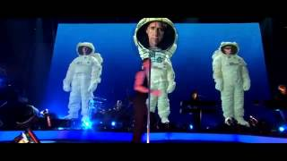Depeche Mode.Tour of the Universe. Live in Barcelona.2010. enjoy the silence