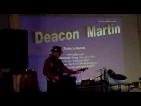 An Introduction to the Very Reverend Deacon Martin
