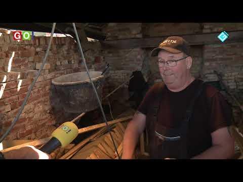 Smeltoven Klokkengieterij wordt hersteld - RTV GO! Omroep Gemeente Oldambt