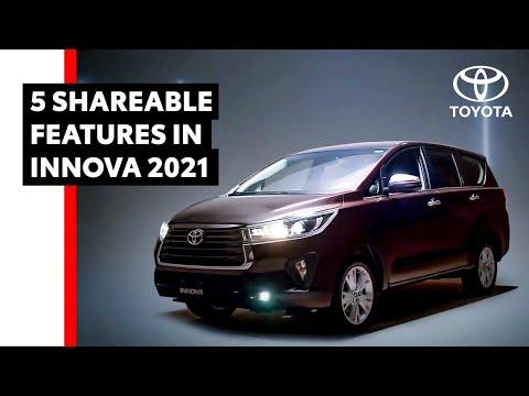 2021 Toyota Innova Walkaround   PHILIPPINES