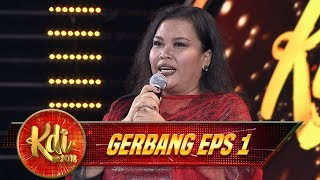 Saran Mba Bertha Sangat Ditunggu Oleh Para Kontestan  - Gerbang KDI Eps 1 (24/7)