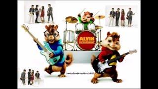 Jonas Brothers Hey You  Chipmunks Version
