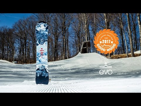 Best Snowboards of 2016-2017: Capita Outerspace Living  – Good Wood Snowboard Reviews
