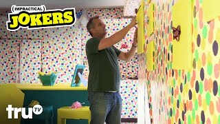 Impractical Jokers Twists & Turns - Joe Gets Wrapped Up in a Special Birthday Surprise | truTV