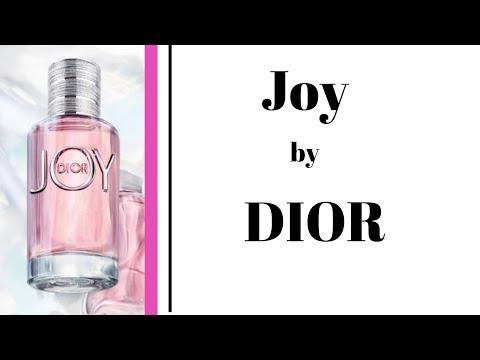 Joy By Dior The New Fragrance смотреть онлайн на Hahlife