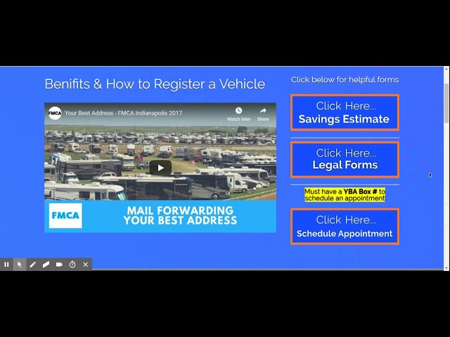 South Dakota Vehicle Registration