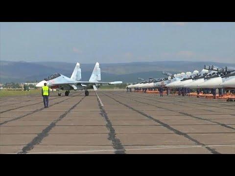 Στρατιωτική άσκηση «μαμούθ» από Ρωσία, Κίνα και Μογγολία…