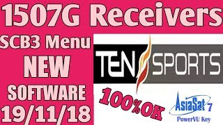 all 1507g receiver new software - Free video search site