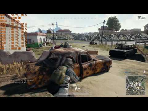 Terrible fps drops with GTX 1070 :: PLAYERUNKNOWN'S