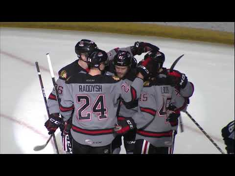 Admirals vs. IceHogs | Dec. 19, 2018