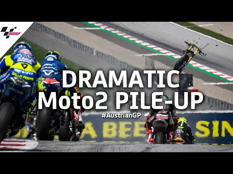 Moto2 オーストリアGP 決勝ハイライト動画