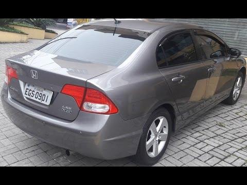 Honda Civic LXS automático - VENDIDO