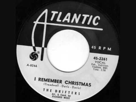 I Remember Christmas (Song) by The Drifters