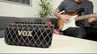 Vox ADIO air guitare - Video