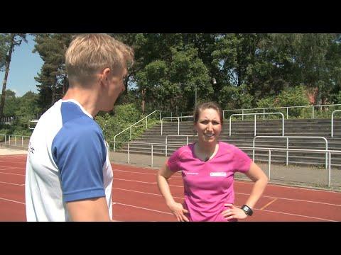Annas schnelle zehn Kilometer – Folge 4: Intervalltraining