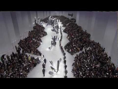 Chanel – Fall/Winter 2012-13 fashion show