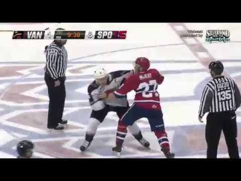 Riley McKay vs. Jeff Rayman